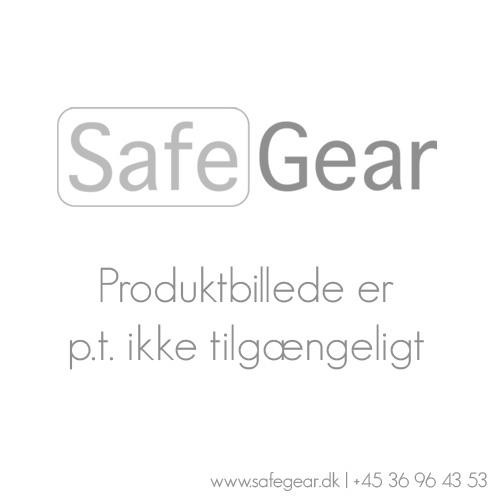 Stainless Steel Safety Mirror - Rectangular Adjustable - 45x60 cm
